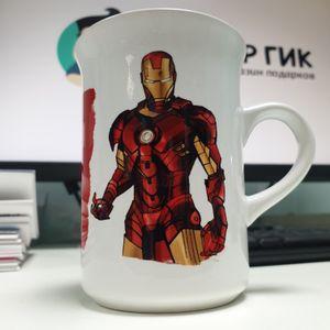 Кружка Железный человек