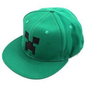 Бейсболка Creeper Minecraft
