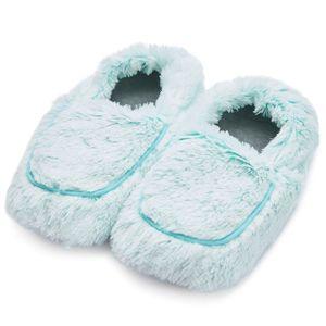 Тапочки-грелки Marshmallow (мятные)