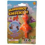 Летающий цыпленок Slingshot Chicken