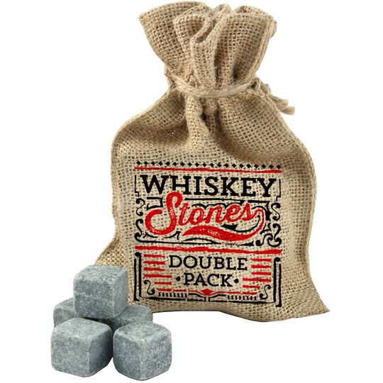 Камни для виски Whiskey Stones Double Pack (18 шт.)