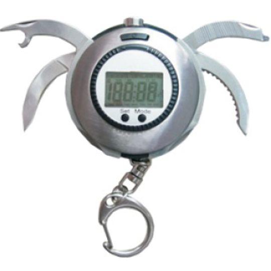 Часы Брелок С инструментами