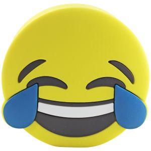 Внешний аккумулятор Power Bank Emoji Смех до слез