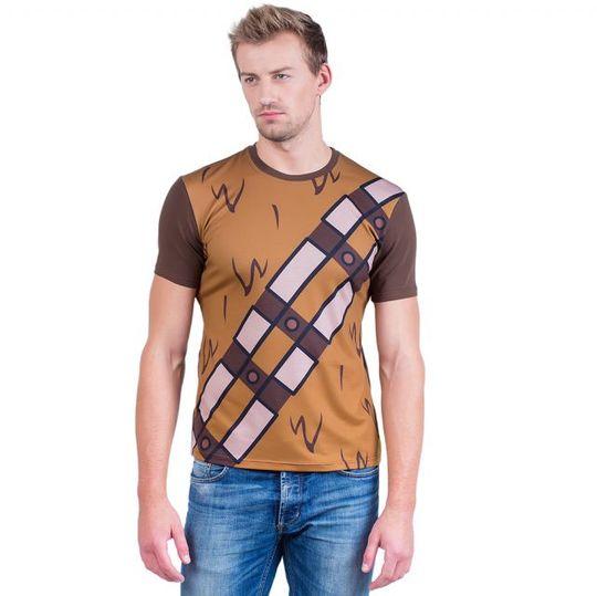 Футболка Chewbacca (мужская)