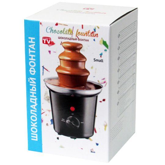 Шоколадный фонтан Small Упаковка