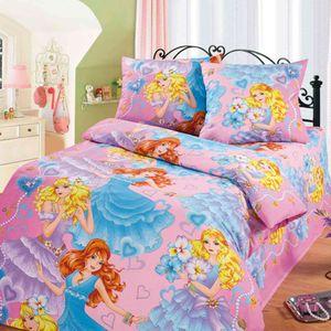 Детское постельное белье Дом снов Принцесса (1,5 сп)