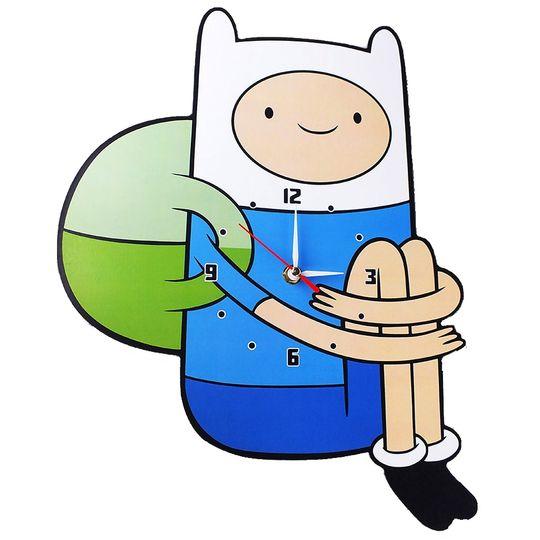 Часы настенные Финн Adventure Time