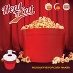 Ведро для приготовления попкорна Heat 'n' Eat
