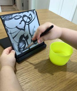Планшет для рисования водой Акваборд мини Отзыв