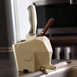 Горшок-органайзер Слон
