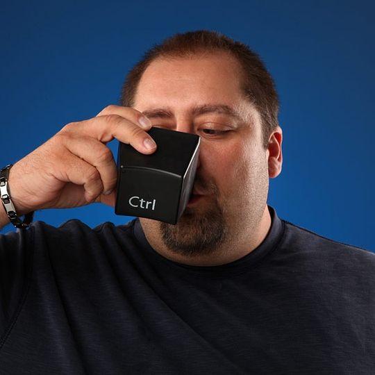 Набор чашек Ctrl+Alt+Del