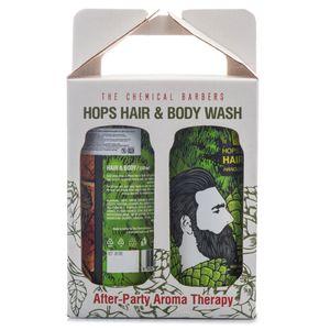 Подарочный набор The Chemical Barbers Hips&Hops Утро и вечер
