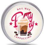 Воск для ногтей и кожи Bettyberry Cappuccino