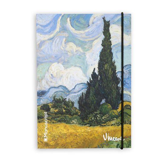 Скетчбук Van Gogh 1889 (A5 Plus)