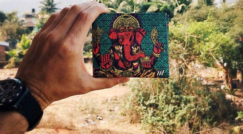 Кошелек из тайвека New Wallet