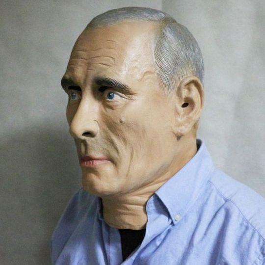 Маска Путин