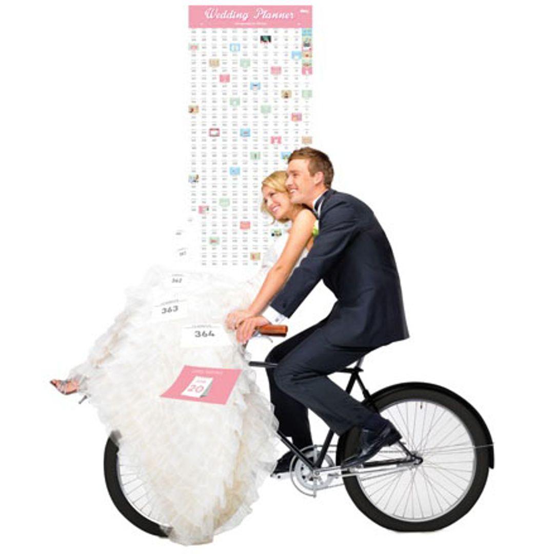 Календарь для планирования свадьбы Wedding Planner