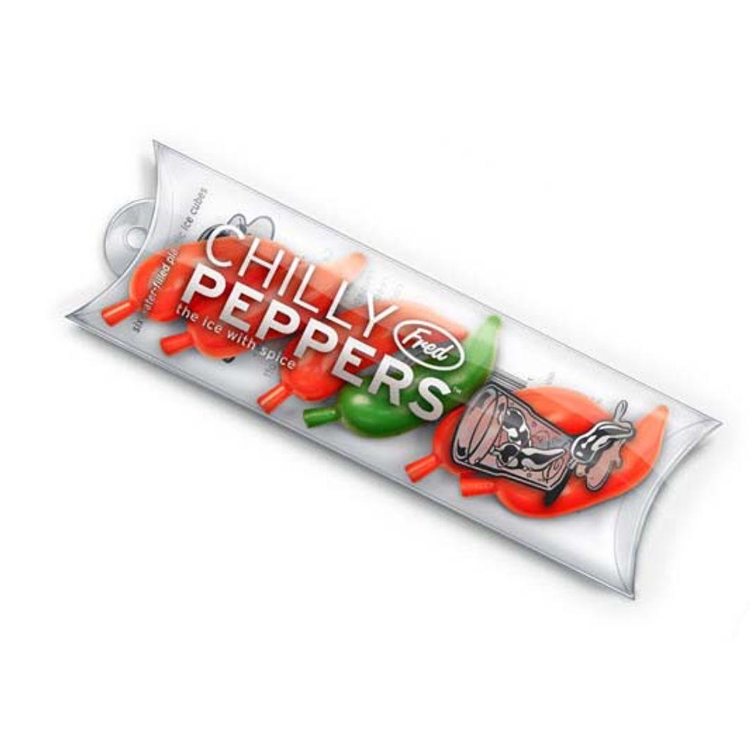 Форма для льда Перчики Chilly Peppers