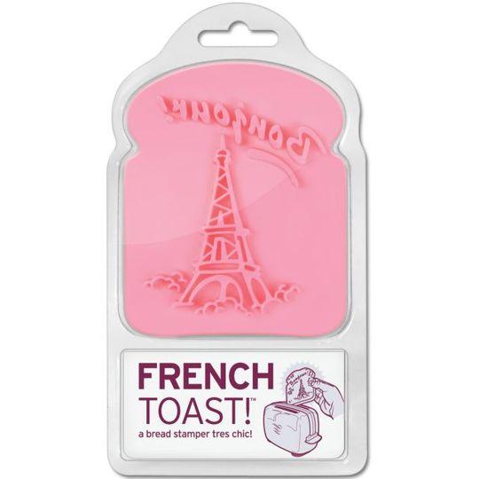 Штамп на тост Париж French Toast