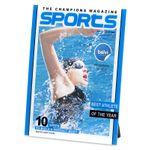 Фоторамка Журнал Sports