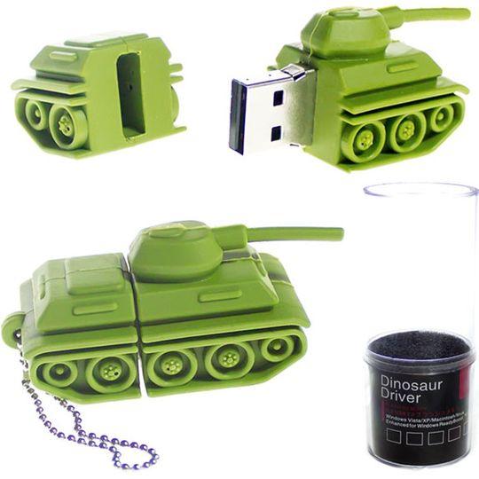 Флешка Танк Т-34 16 Гб