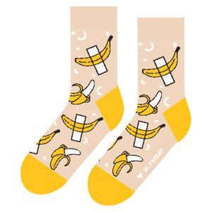 Носки Банан на скотче