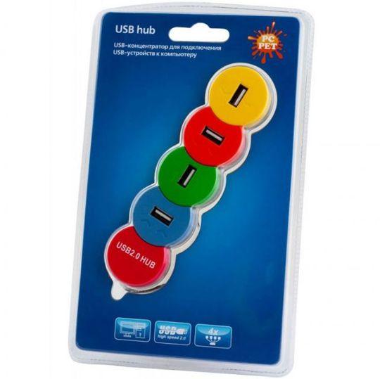 USB Хаб Змейка Круглая