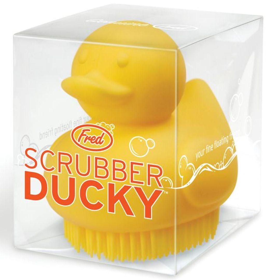 Щетка для ванной Уточка Scrubber Ducky Упаковка