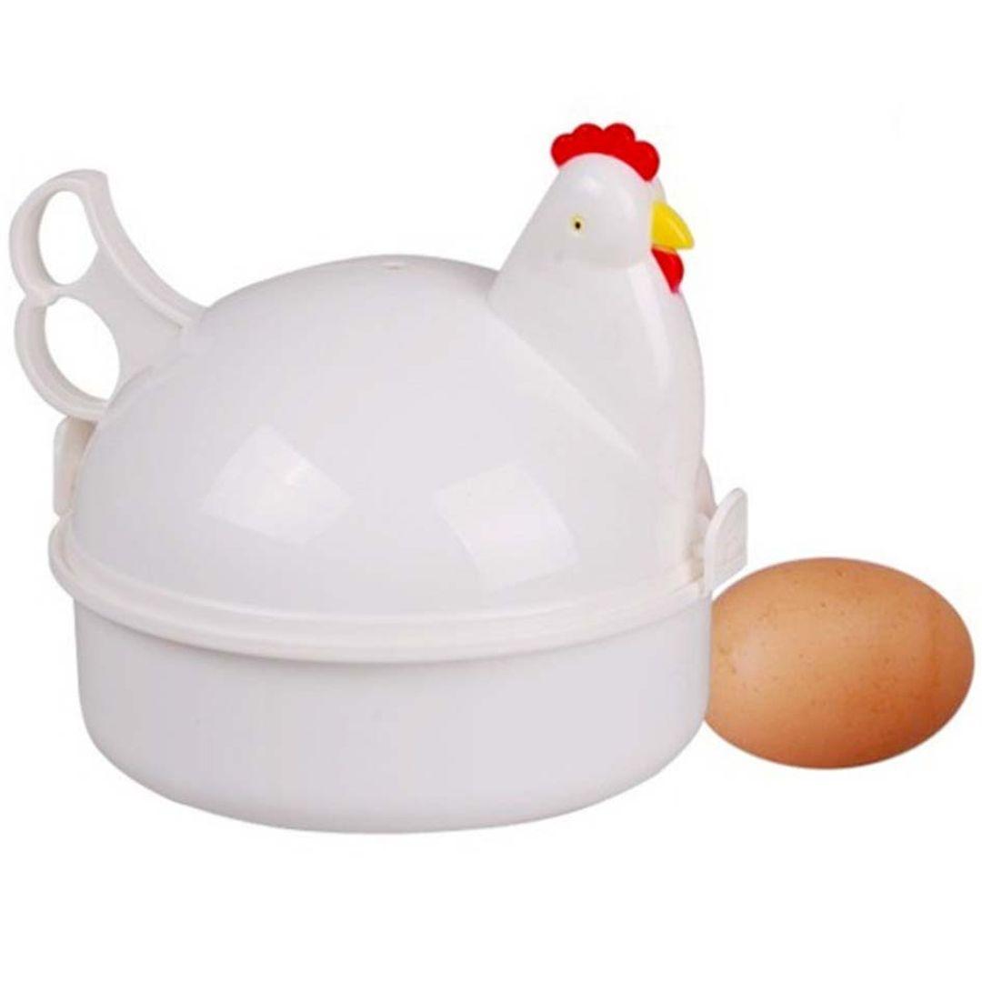 Яйцеварка для СВЧ Курочка