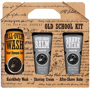 Подарочный набор The Chemical Barbers Old School Kit (TCB47)