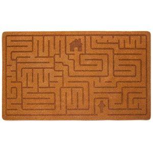 Коврик для входной двери Labyrinth