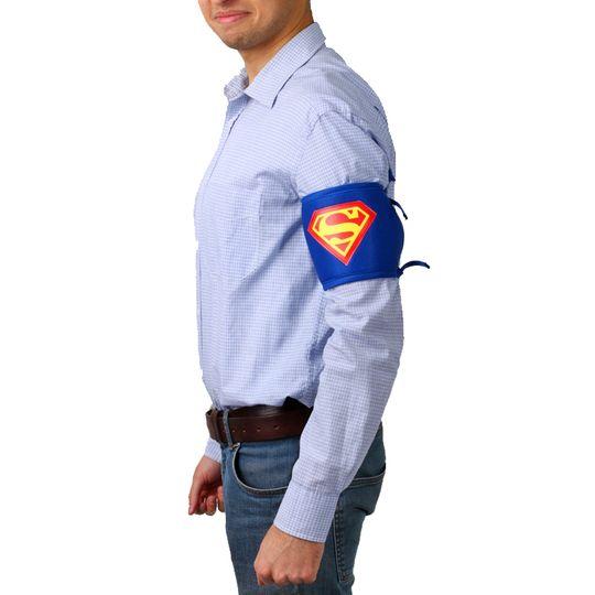 Повязка на руку Супермен