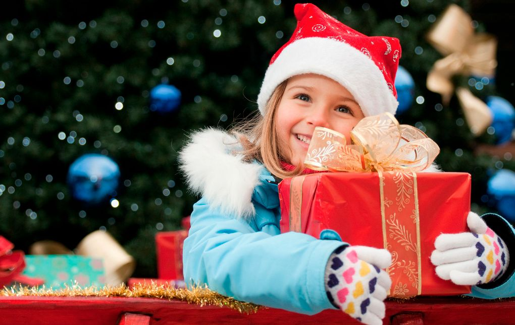 Хороший подарок подбирается с любовью