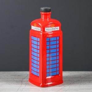 Штоф Красная английская телефонная будка