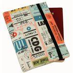 Обложка для паспорта Stamps