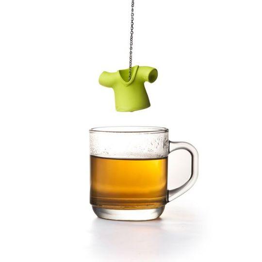 Заварник для чая Tea Shirt (Салатовый)