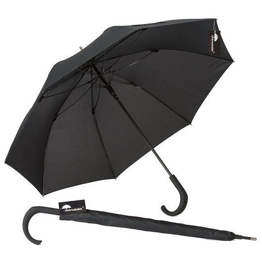 Неубиваемый зонт Томаса Курца (Изогнутая ручка)
