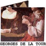 Бумажный Бумажник Mighty Wallet Georges De La Tour