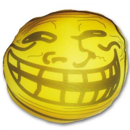 Подушка Мем (Trollface)