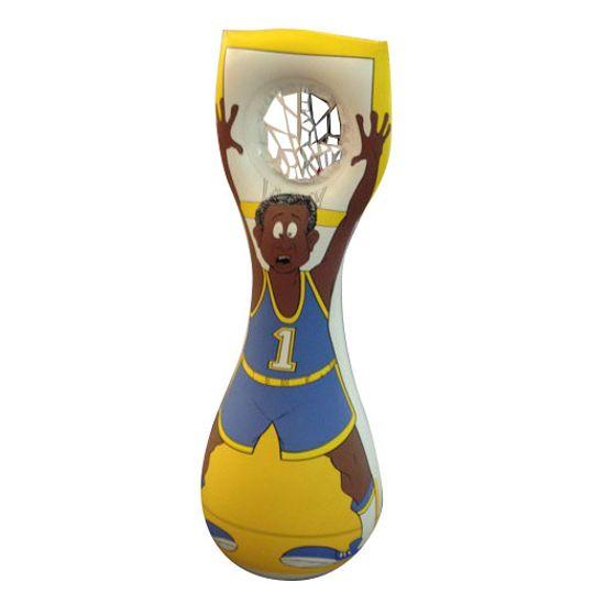 Надувной баскетбол Абама