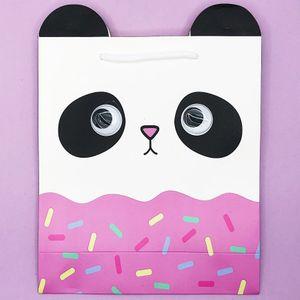 Подарочный пакет Panda cake