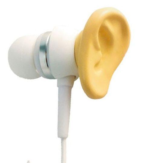 Crazy Earphones Наушники Уши