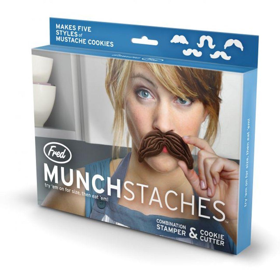Форма для выпечки Усы Munchstaches