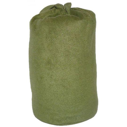 Плед с рукавами Зеленый