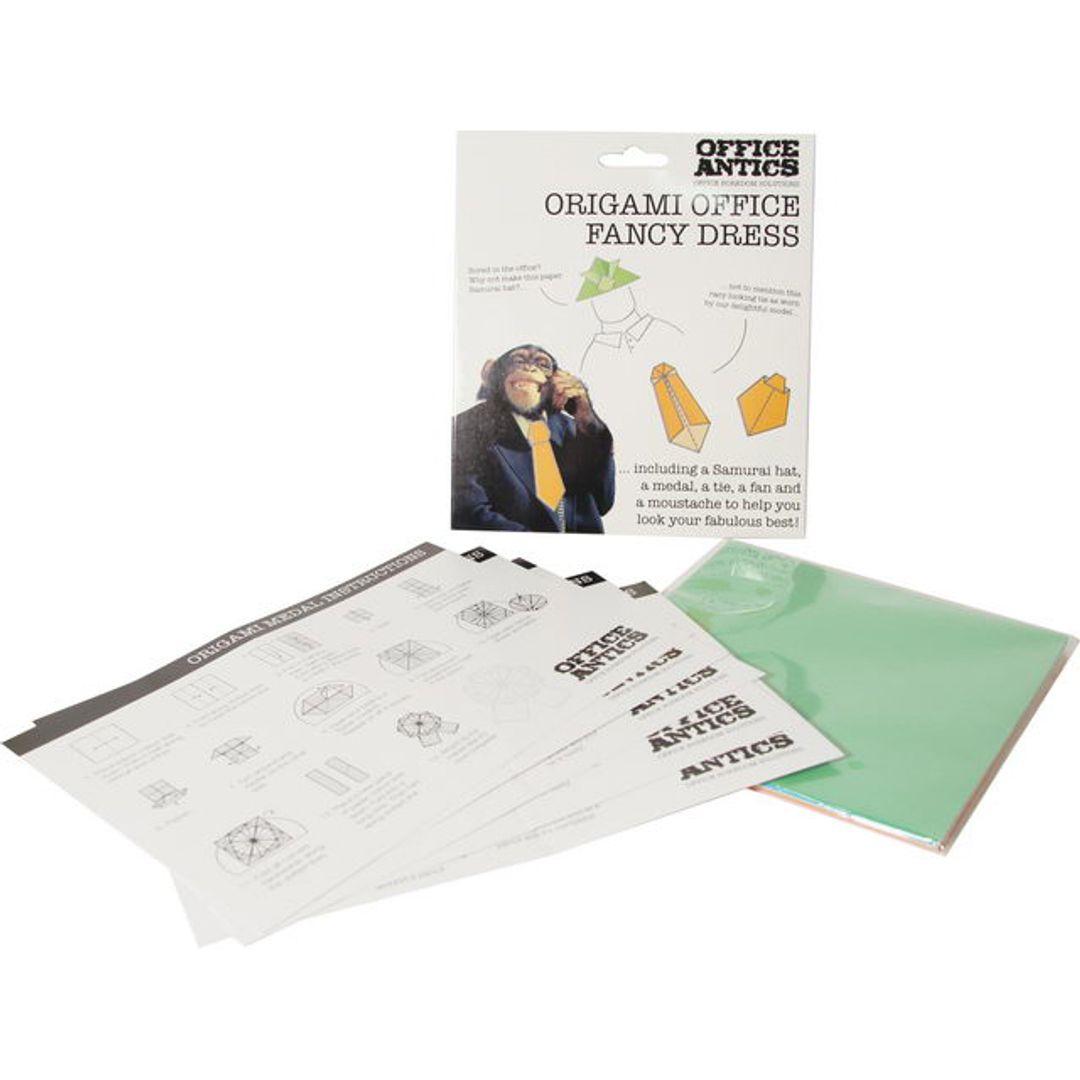 Оригами Офисный наряд