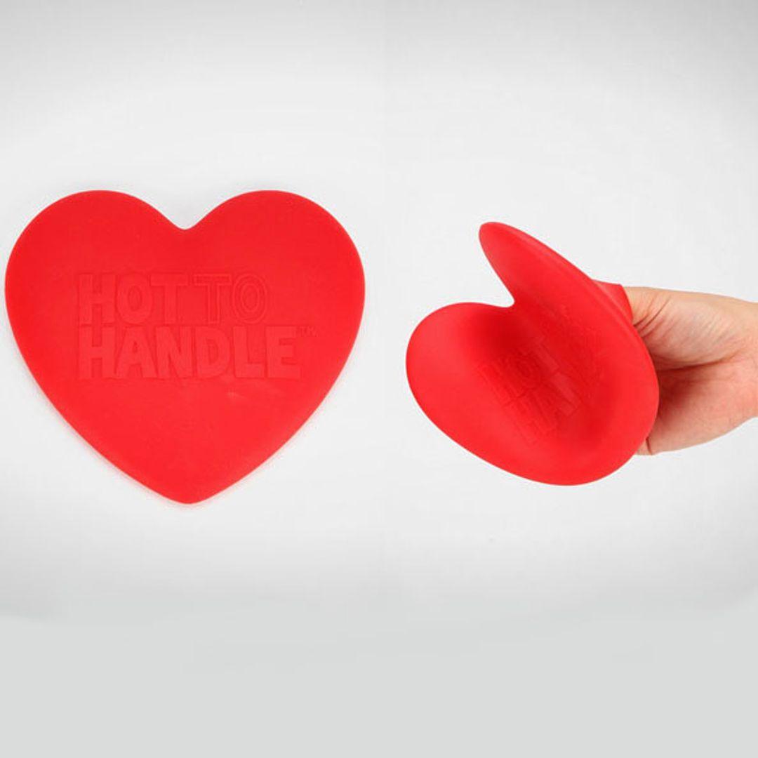 Прихватка для горячего Сердце Hot to Handle