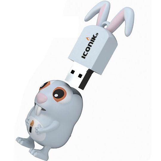 Флешка Кролик 8 Гб