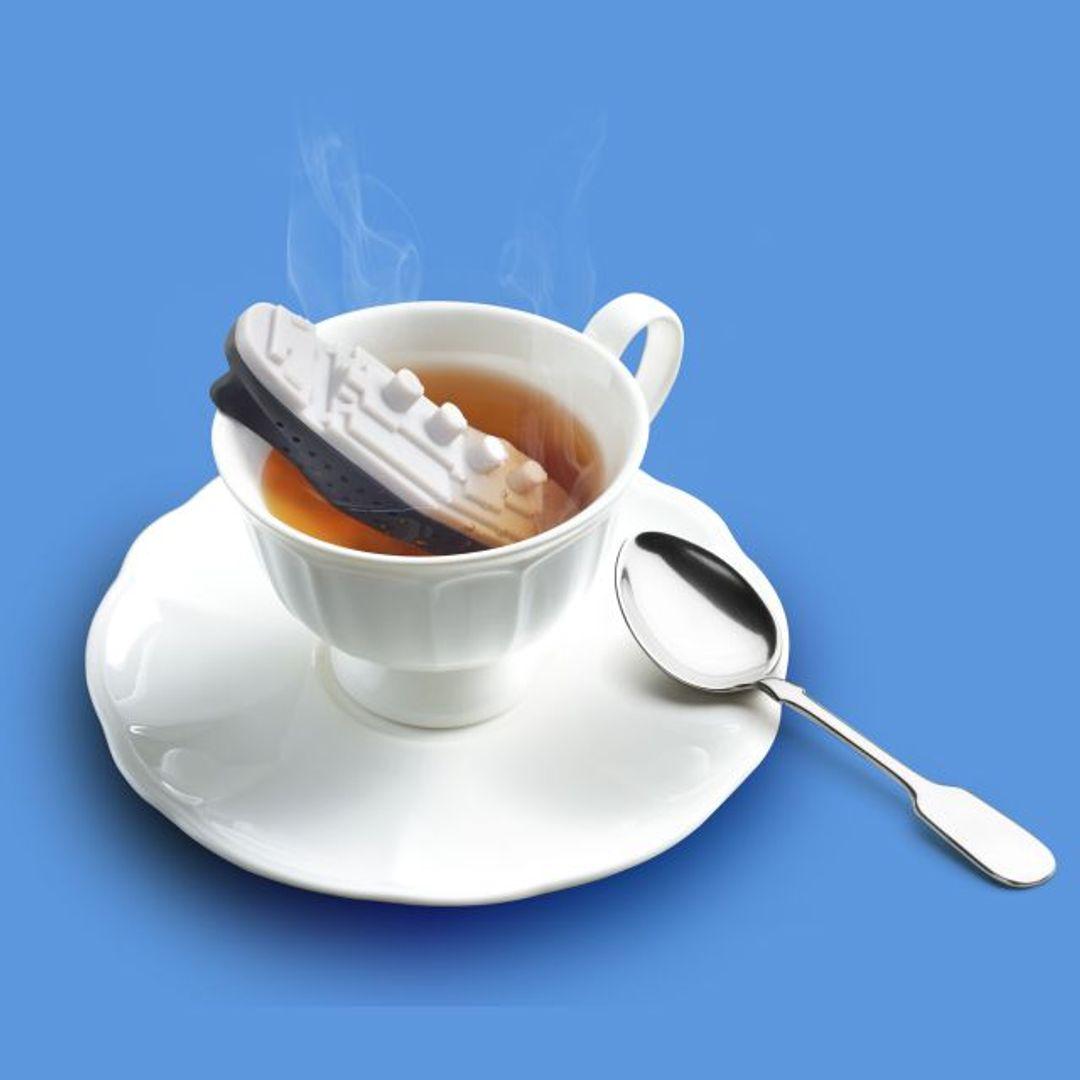 Заварник для чая Титаник Teatanic