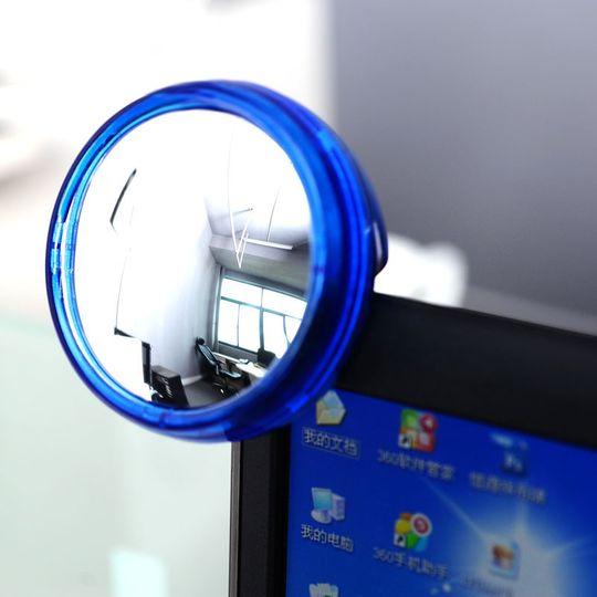 Зеркало заднего вида для монитора компьютера