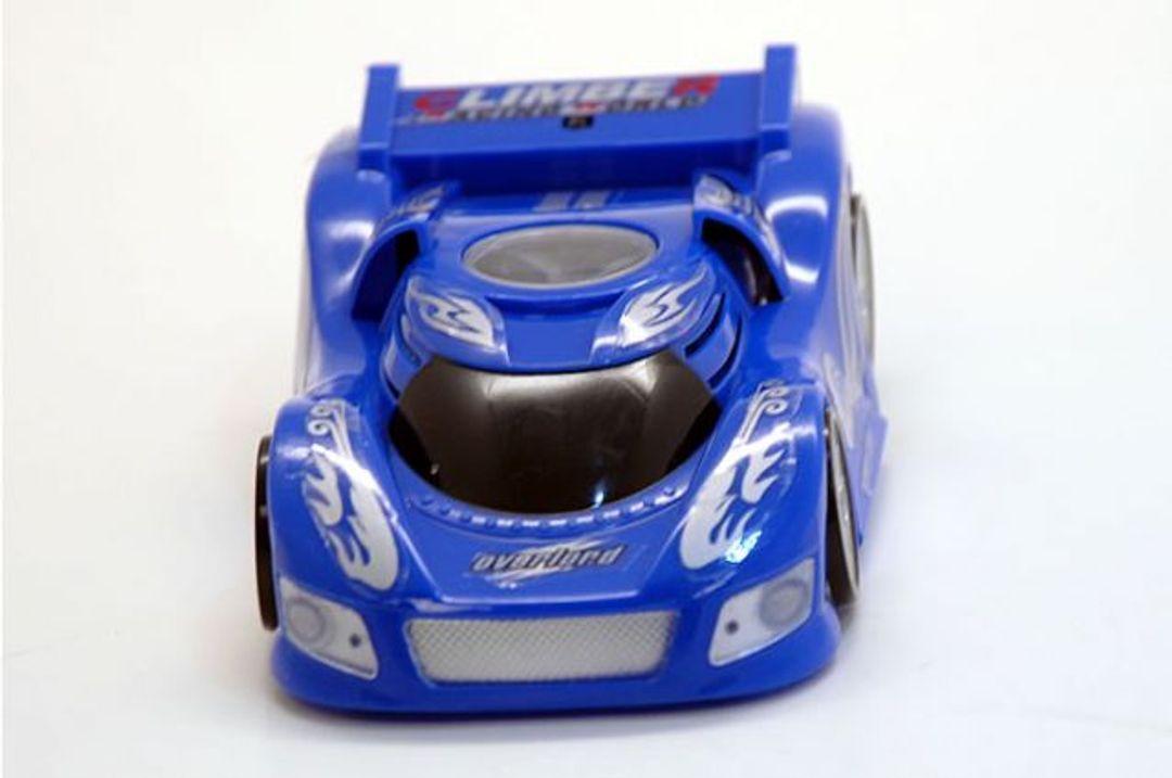 Антигравитационная машинка Синяя